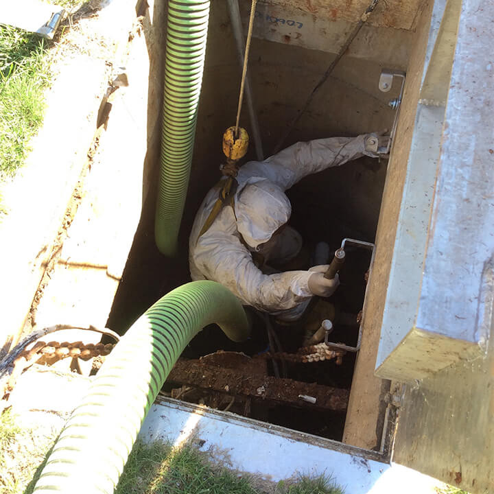 Septic Camera Service Inspection