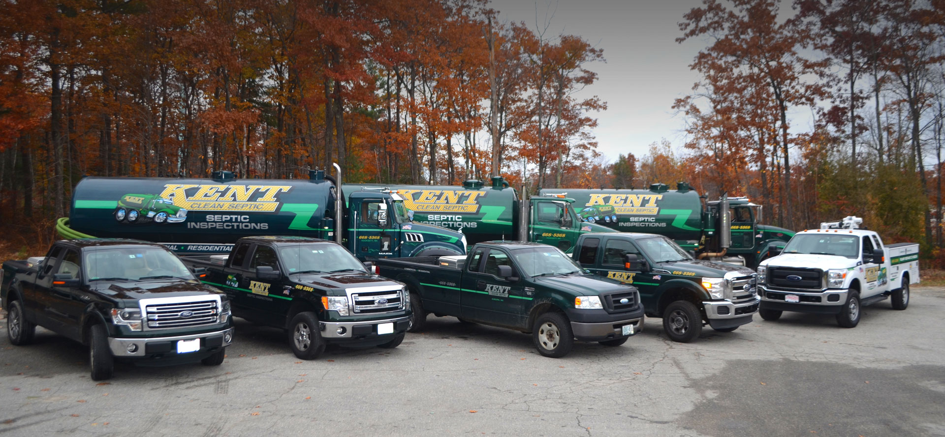New Hampshire Septic Services - Kent Clean Septic Service